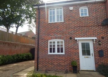 Thumbnail 2 bedroom end terrace house to rent in Robert Norgate Close, Horstead, Norwich