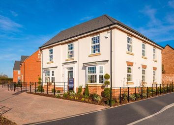 "Thumbnail 4 bed detached house for sale in ""Eden"" at Blandford Way, Market Drayton"