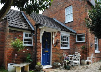 Thumbnail 1 bed semi-detached house to rent in Pound Street, Newbury