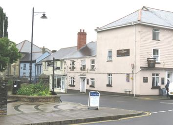 Thumbnail Pub/bar for sale in Fore Street, Callington