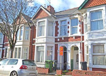 Thumbnail 5 bed terraced house to rent in Australia Road, Heath/Gabalfa, Cardiff