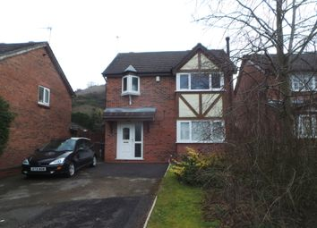 Thumbnail 3 bed detached house for sale in Castleton Road, Lightwood, Stoke-On-Trent