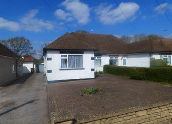 Thumbnail 2 bed semi-detached bungalow for sale in Crewes Avenue, Warlingham, Surrey