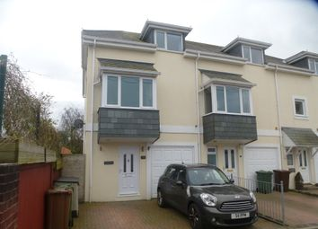 Thumbnail 3 bed end terrace house for sale in Geasons Lane, Plympton, Plymouth