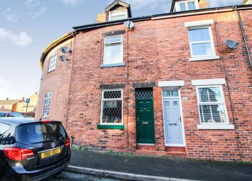 3 bed terraced house for sale in Barngate Street, Leek, Staffordshire ST13