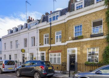 Thumbnail 4 bed terraced house for sale in Longmoore Street, Pimlico, London