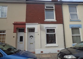 Thumbnail 2 bedroom terraced house to rent in Bettesworth Road, Portsmouth