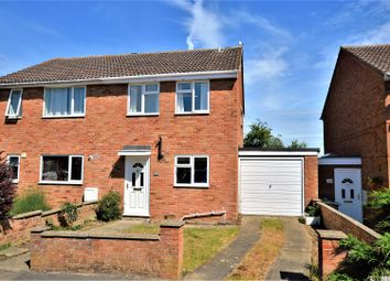 Thumbnail 3 bedroom semi-detached house for sale in Gainsborough Road, Stamford