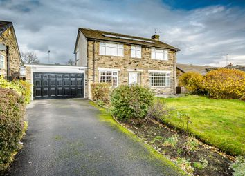 Thumbnail 4 bed detached house to rent in Moor Royd, Halifax