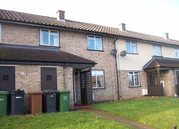 Thumbnail 2 bed terraced house to rent in Lawrence Road, Wittering, Peterborough