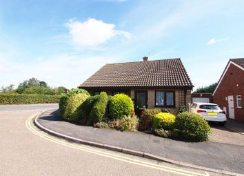 Thumbnail 3 bed detached bungalow for sale in Lime Tree Close, Wymondham