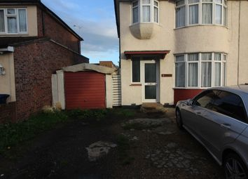 Thumbnail 3 bed barn conversion to rent in Lady Margaret Road, Southall