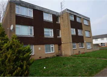 Thumbnail 2 bed flat for sale in Freshwater Drive, Poole