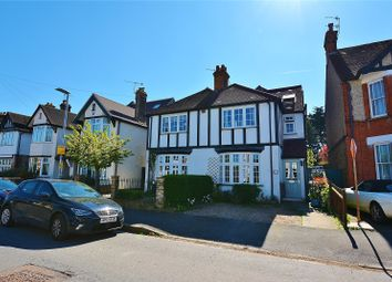 Thumbnail 4 bed semi-detached house to rent in Oxhey Avenue, Watford, Hertfordshire