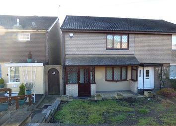 Thumbnail 2 bed semi-detached house for sale in Royal Oak Road, Rowley Regis, West Midlands, United Kingdom