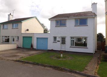 Thumbnail 3 bed detached house for sale in Y Ddol, Lon Llan, Edern, Pwllheli