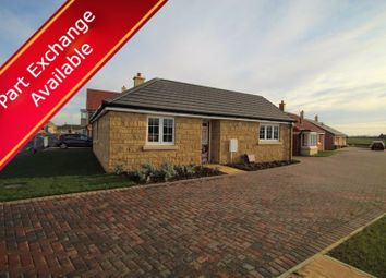 Thumbnail 2 bed detached bungalow for sale in The Holland, Mayfield Gardens, Baston, Peterborough