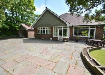 Thumbnail 2 bed detached bungalow for sale in Butt Hill Road, Prestwich Manchester