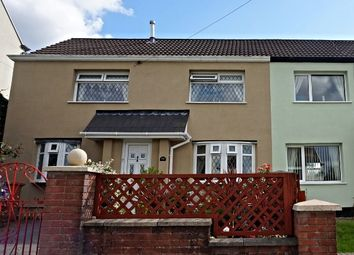 Thumbnail 3 bedroom semi-detached house for sale in Bryn Carno, Rhymney