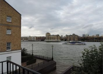 Thumbnail 3 bed flat to rent in Rotherhithe Street, London