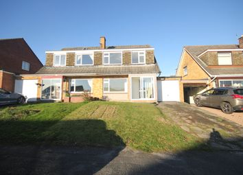 Thumbnail 3 bed semi-detached house to rent in Elford Crescent, Plympton, Plymouth