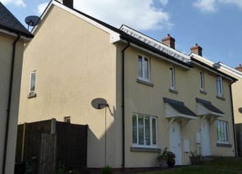 Thumbnail 2 bed semi-detached house for sale in Windgrove Close, Upottery, Honiton, Devon