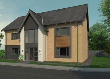 Thumbnail 4 bed detached house for sale in Main Road, Long Bennington, Newark, Nottinghamshire
