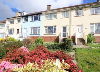 Thumbnail 3 bedroom terraced house for sale in Fort Terrace, Bideford, Devon