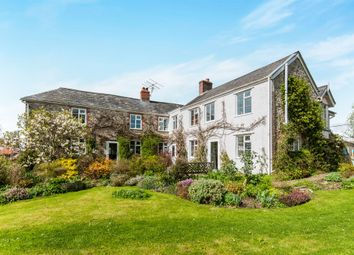 Thumbnail 4 bed detached house for sale in Castle Hill, Axminster