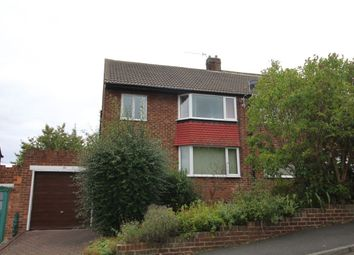 Thumbnail 3 bed semi-detached house for sale in Duckpool Lane, Whickham, Newcastle Upon Tyne