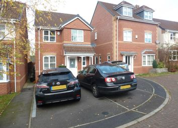Thumbnail 3 bed detached house to rent in Willow Herb Close, Oadby, Leicester
