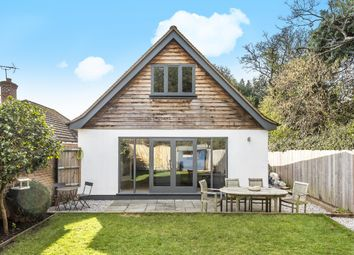 Thumbnail 3 bed detached bungalow for sale in Lynton Road, Petersfield