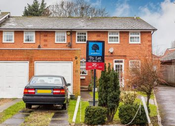 Thumbnail 3 bed property to rent in Rectory Close, Raynes Park