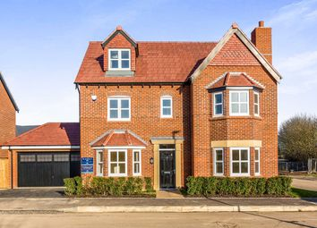 Thumbnail 5 bed detached house for sale in Ling Road, Loughborough