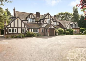 Thumbnail 6 bed detached house for sale in Sherbourne Hill, Stratford Road, Warwick, Warwickshire