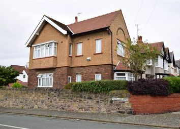Thumbnail 4 bed detached house for sale in Lansdowne Road, Wallasey, Merseyside