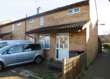 Thumbnail 3 bed end terrace house for sale in Allcot Close, Bewbush, Crawley