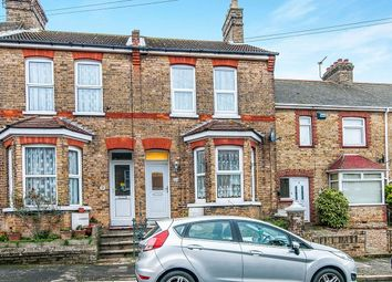 Thumbnail 3 bed terraced house to rent in St. Georges Road, Ramsgate
