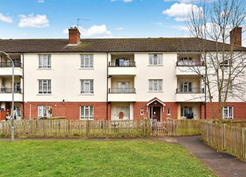 Thumbnail 3 bed flat for sale in Darrell Close, Langley, Berkshire