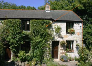 Thumbnail 3 bed cottage for sale in Lelant, St. Ives