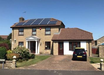 Thumbnail 4 bed detached house for sale in The Cleve, Yeovil