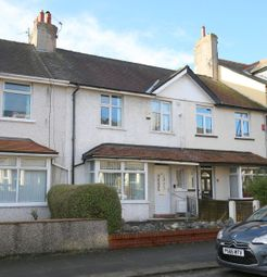 Thumbnail 3 bed terraced house for sale in Fairfield Road, Heysham, Morecambe
