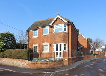 Thumbnail 2 bed flat to rent in Station Road, Lambourn, Hungerford