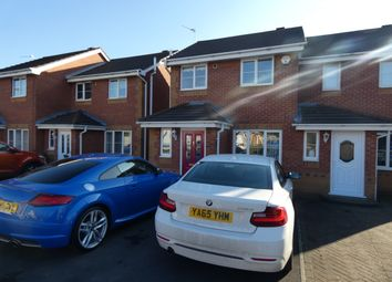 Thumbnail 3 bed semi-detached house for sale in The Hedgerows, Haydock, St. Helens