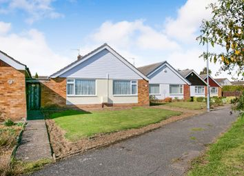 Thumbnail 3 bed detached bungalow for sale in Queens Walk, Ramsey, Huntingdon
