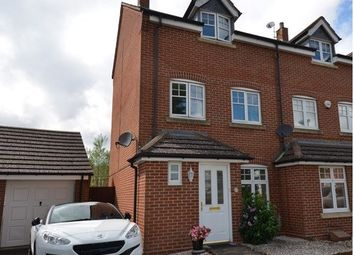 Thumbnail 4 bed end terrace house for sale in Haselwell Drive, Kings Norton, Birmingham