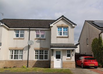 Thumbnail 3 bed semi-detached house for sale in 17 Cruickshanks Court, Denny