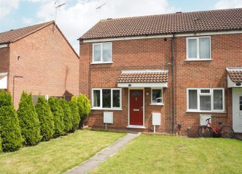 Thumbnail 2 bed semi-detached house for sale in Magdalene View, Newark