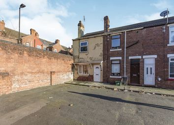 Thumbnail 2 bed terraced house for sale in Charles Street, Doncaster, South Yorkshire