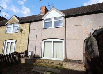 Thumbnail 3 bed terraced house for sale in Fourth Avenue, Mansfield, Nottinghamshire